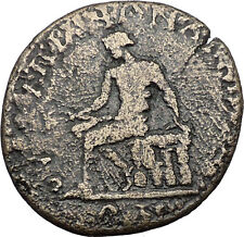 SEPTIMIUS SEVERUS 193AD Anchialus in Thrace Hermes Cult Money Roman Coin  i31930