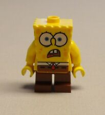 NEW Lego 4981 SpongeBob Minifig Minifigure Guy Shocked Look