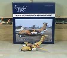 "Gemini Jets JASDF ""Golden-50th"" Kawasaki C-1 ""Sold Out"" 1/200"