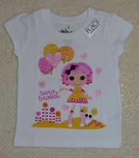 LALALOOPSY / SEW SWEET / BALLOON / TODDLER / GIRL'S T-SHIRT / TOP / SIZE 2T/ NWT