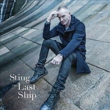 Sting - Last Ship [CD New] Factory Sealed w/Free Shipping!