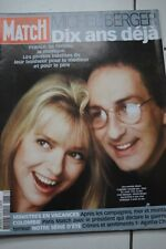 paris match n°2778 / france gall berger / 22 aout 2002