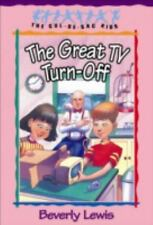 The Great TV Turn-Off (Cul-de-sac Kids, No. 18) (Book 18) ( Lewis, Beverly ) Use