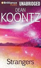 Strangers by Dean Koontz (2014, MP3 CD, Unabridged)