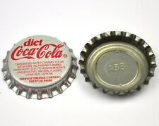 Vintage Coca Cola Diet Coke Kronkorken USA Soda Bottle Cap