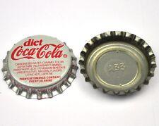 Vintage Coca Cola Diet Coke Kronkorken USA Soda Bottle Cap