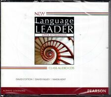Pearson NEW LANGUAGE LEADER Upper Intermediate CLASS AUDIO CDs 2014 Edition @NEW