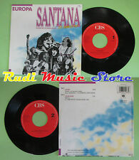LP 45 7'' CARLOS SANTANA Europa Yellow river 1976 holland CBS no cd mc dvd