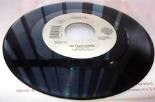 George Fox No Trespassing / This House 1990 WB Country 45rpm New Unplayed NM