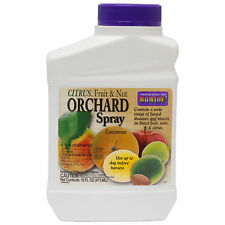 Citrus Fruit Nut Orchard Vegetable Spray Concentrate 1 Pt Sulfur and Pyrethrins