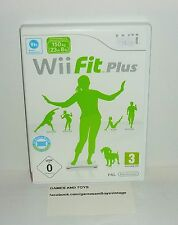 JEU NINTENDO WII COMPLET WII FIT PLUS REF:01