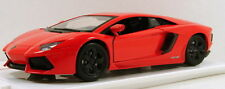 NewRay Lamborghini Aventador LP 700-4 1:24 scale diecast model car Orange N70