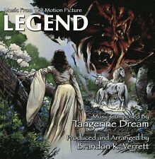 Legend - Complete Score - Limited 1500 - Tangerine Dream
