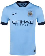 Manchester City 2014/15 Home Shirt, etichette / packet.xlarge
