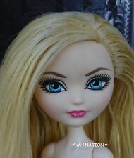 Ever After High Apple White 1ST WAVE Nude Doll