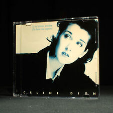 Celine Dion - Tu M'Aimes Encore - To Love Me Again - music cd EP