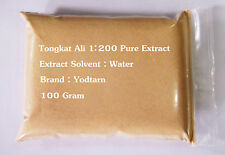 100 GRAM BAG, TONGKAT ALI 1:200 EXTRACT POWDER, SEXUAL ENHANCEMENT, MUSCLE MASS