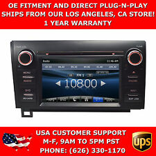 GPS DVD NAVIGATION MAP MP3 IPOD BLUETOOTH FIT 07 08 09 10 11 TOYOTA TUNDRA