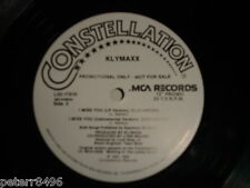 Klymaxx - I Miss You Original 1984 US Constellation White Label Promo 12""