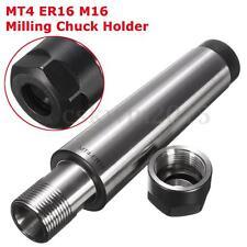 1PCS MT4 ER16 M16 Milling Chuck Morse Shanks Taper Toolholder Shank Diam 25mm