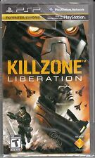 *NEW* Killzone: Liberation (Sony PSP, 2006)  *SEALED*