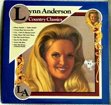 Lynn Anderson Country Classics 1983 CBS Records # P 16916 Sealed LP No Cutouts