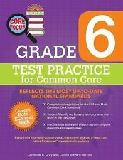 Barron's Core Focus Grade 6 by Christine R. Gray and Carrie Meyers-Herron...