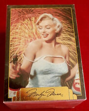 """""""Sports Time"""" MARILYN MONROE Complete Second Base Set of 100 cards, (101-200)"""