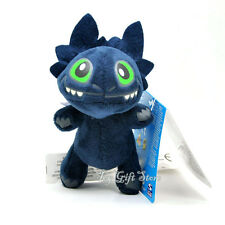 How To Train Your Dragon Toothless Night Fury Plush doll Figure KEYCHAIN 5""