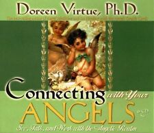 Connecting With Your Angels 6-CD set by Doreen Virtue NEW & Sealed