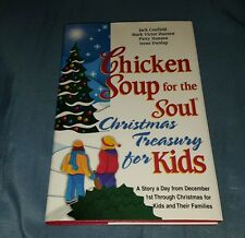 Chicken Soup for the Soul Christmas Treasury for Kids (HARDCOVER with DJ)