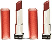 Lot of 2 New Revlon Color Burst Lip Butter Lipstick Red Velvet 085 x 2