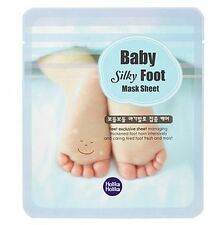 Holika Holika Baby Silky Foot Mask Sheet 1PC (USA SELLER)
