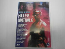 KILLER VIRTUALE - FILM IN DVD ORIGINALE -visitate il negozio COMPRO FUMETTI SHOP