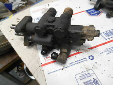 JOHN DEERE 425,445,455  LAWN & GARDEN TRACTOR LIFT VALVE WITH OUTLETS