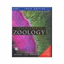 Invertebrate Zoology : A Functional Evolutionary Approach by Robert D. Barnes...