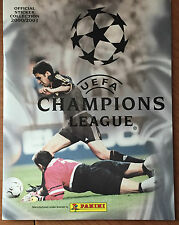 Panini UEFA Champions League Sticker Book - NO Stickers - Excellent Condition