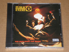 PUBLIC ENEMY - YO! BUM RUSH THE SHOW - CD SIGILLATO (SEALED)