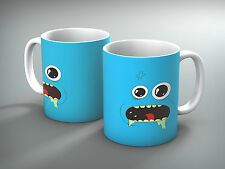 Rick And Morty Mr Meeseeks Coffee Mug / Cup 10oz Geek Cartoon Comedy