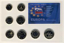 Eslovenia-euro 3,88 kms 2007 doradas - 24 quilates-mirar
