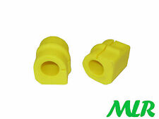 ASTRA MK3 F CAVALIER CALIBRA VECTRA 22MM FRONT ROLL BAR POLY SPORT BUSHES AEX