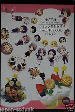 JAPAN Hetalia: Axis Powers Sweets Book W/Silicon Mold