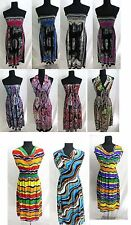 $8.5/each- 40 sundress wholesale lot bohemian hippie gypsy women summer dresses