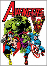 Marvel Comics Photo Quality MAGNET: Avengers Retro/Silver Age