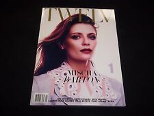 2012 SPRING SUMMER TWELV MAGAZINE - MISCHA BARTON - LOVE FASHION ISSUE - D 1305
