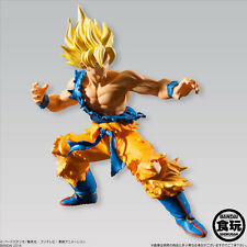Bandai Dragon Ball Z Shokugan Super Saiyan Son Goku Candy Toy