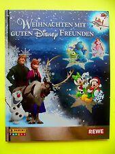 Sammelalbum Rewe Weihnachten mit guten Disney Freunden Leeralbum