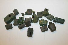 "1/6 Scale canteen lot for 12"" action figure 1/6th scale military"