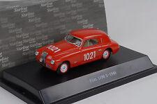 Fiat 1100 S 1948 Mille Miglia # 1021 red 1:43 Starline