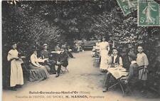 CPA 69 SAINT GERMAIN AU MONT D'OR TONNELLES DE L'HOTEL DU SPORT MASSON PROPRIETA